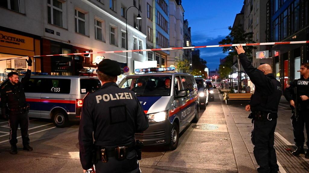 World Leaders Pledge To Stand With Austria Against Terror After Vienna Attack
