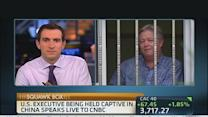 CNBC Speaks Live to CEO Chip Starnes in China
