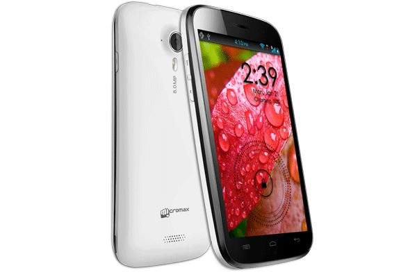 Micromax's 5-inch, quad-core Canvas HD hitting India first week of February