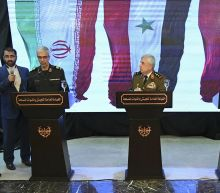 Syria's defense minister slams 'illegitimate' US presence
