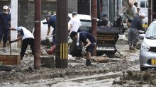 Flood death toll hits 20 in Japan