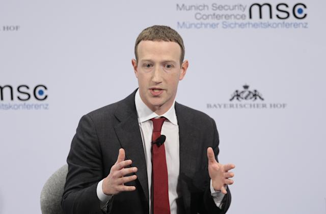 Facebook will share new independent privacy reports with the FTC