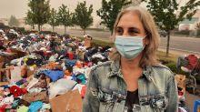 """""""J'ai eu dix minutes pour m'échapper"""": les habitants de Phoenix, dans l'Oregon, ont tout perdu dans les incendies qui frappent l'Ouest des États-Unis"""