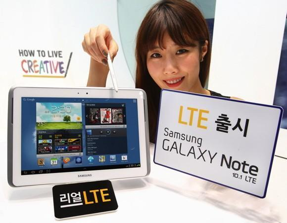LG wants the Samsung Galaxy Note 10.1 terminated, says it breaches viewing angle patents