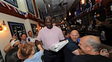 Shaquille O'Neal is set to be the new face of Papa John's