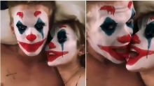 Miley Cyrus and Cody Simpson touch tongues in 'Joker' filter — and it's terrifying