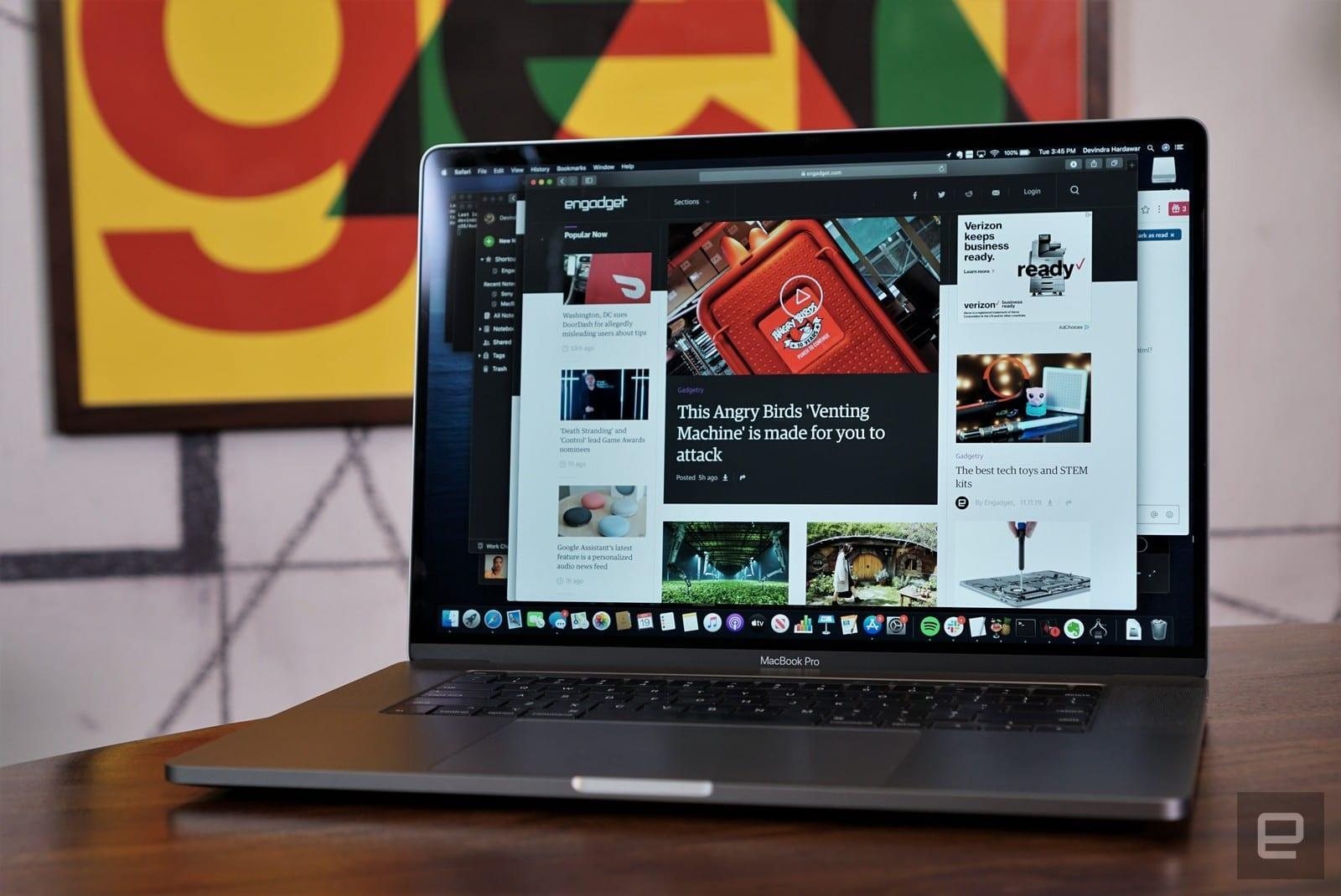 MacBook Pro 16-inch review: The ultimate Apple laptop