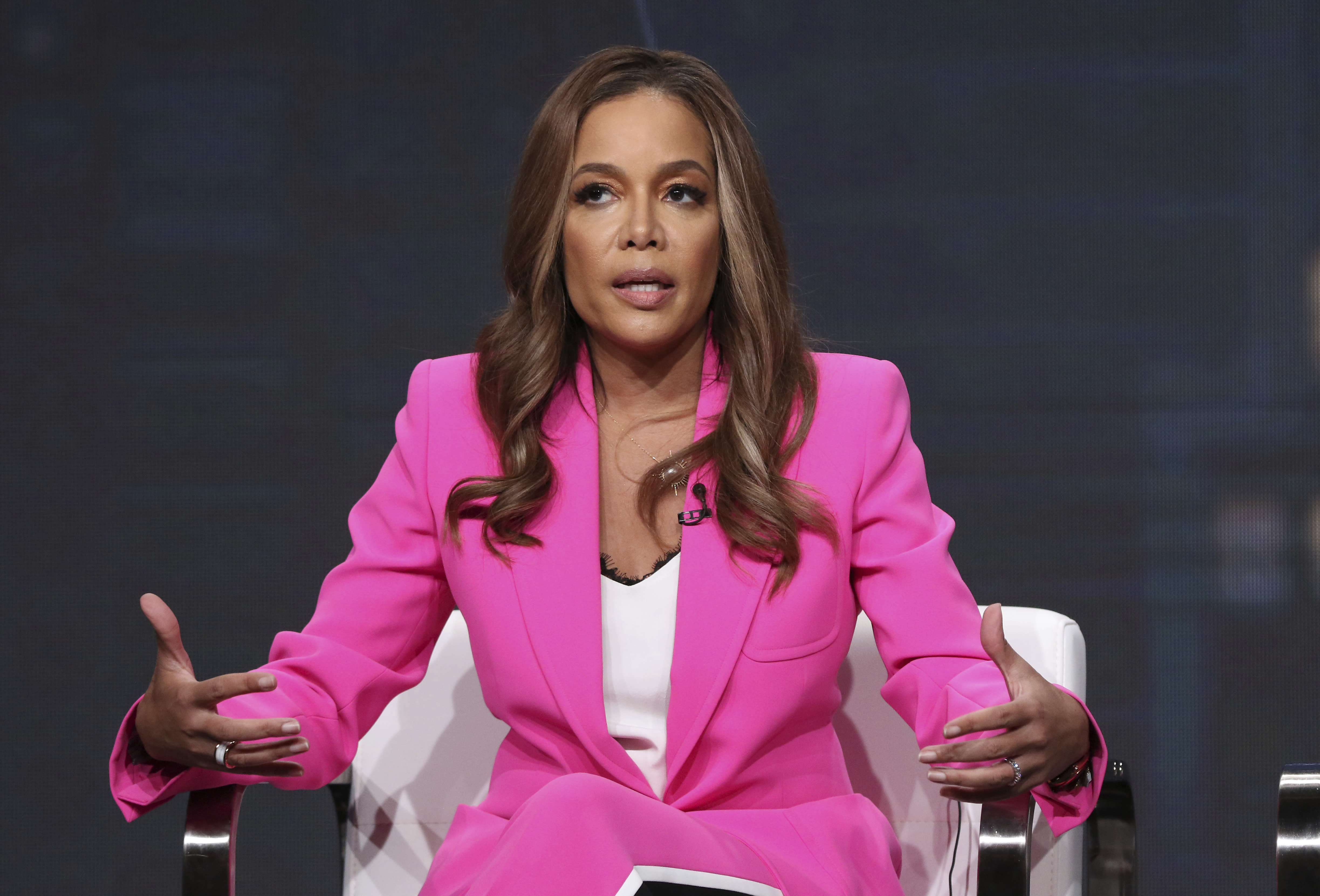 Sunny Hostin responds to ABC News exec allegedly calling her 'low rent': 'Systemic racism touches everything' 1