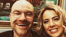 'Corrie' stars Sally Carman and Joe Duttine reveal they've moved in together with sweet 'new home' photo