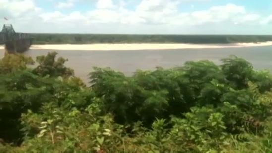 How low will Mississippi River go?