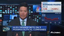Alex Denner adds Ironwood Pharma and Medicines Co. to bes...