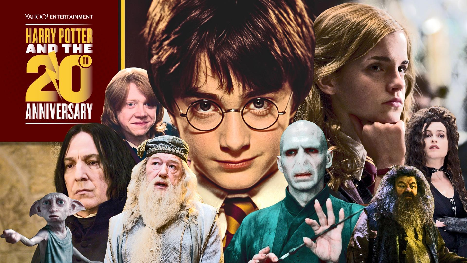 Harry Potter Adaptations Ranked