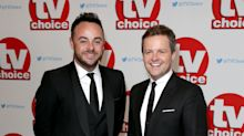 Ant and Dec scoop two TV Choice Awards, Piers Morgan slams Ant for not 'pitching up for work'