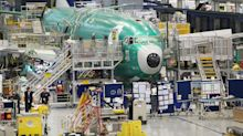 Boeing reports slowest 737 April deliveries since 1997