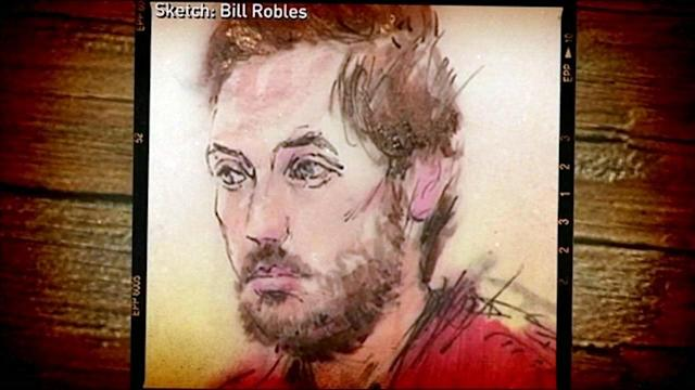 James Holmes, Aurora movie theater shooting suspect, in court for second day of hearing