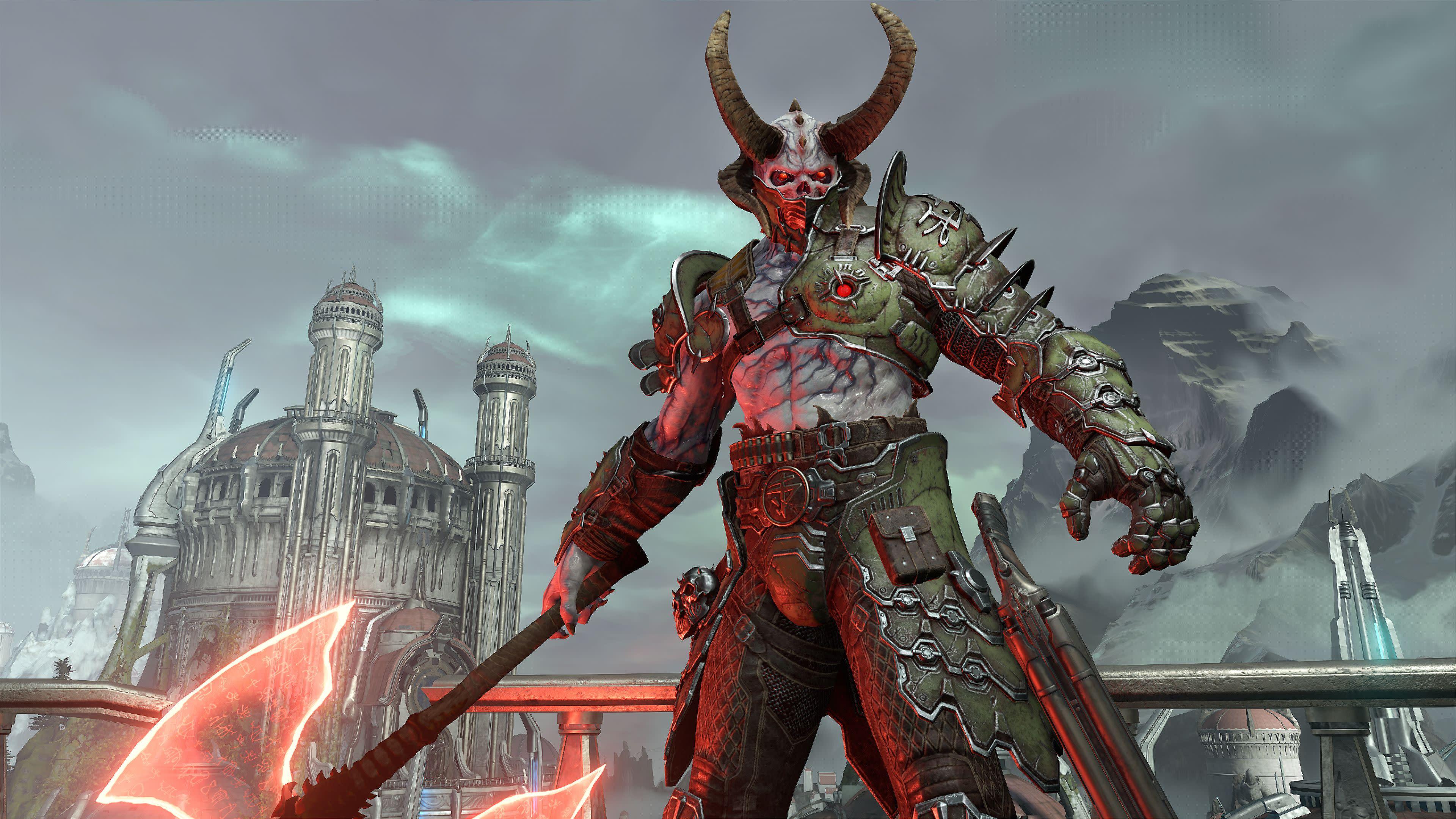 E3 2019: Bethesda embraces action in 'Doom Eternal