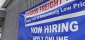 February jobs numbers smashed expectations. (Getty Images)