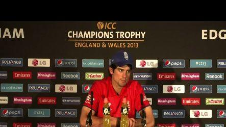 India bowling front clinches Champions Trophy: Cook
