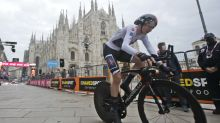 Geoghegan Hart beats Hindley to Giro title by 39 seconds