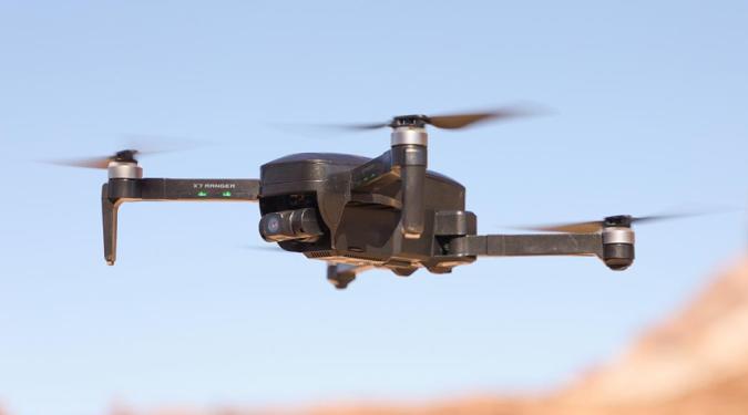 The EXO X7 Ranger drone.
