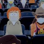 'South Park' Just Filled an NFL Stadium With Cardboard Characters