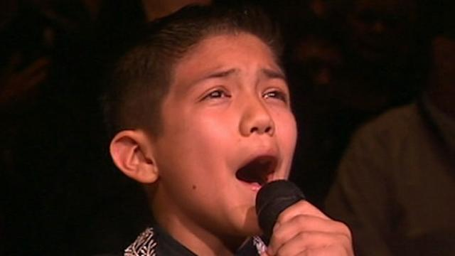 Instant Index: 10-Year-Old Sebastian De La Cruz's 'Home of the Brave'