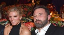 Ben and Lindsay's Big Night Out! Affleck Supports Girlfriend Shookus as She Takes Home an Emmy