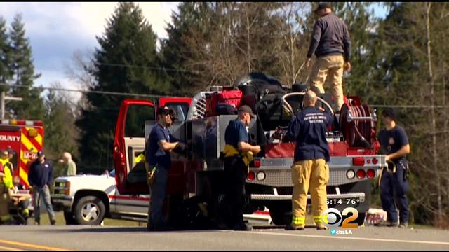 Local Emergency Crews Provide Account Of Washington Mudslide Relief Effort