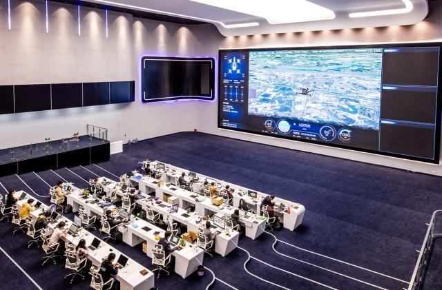 Ehang preps its flight command center for passenger drones