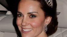 Kate Middleton luce la tiara favorita de Lady Di