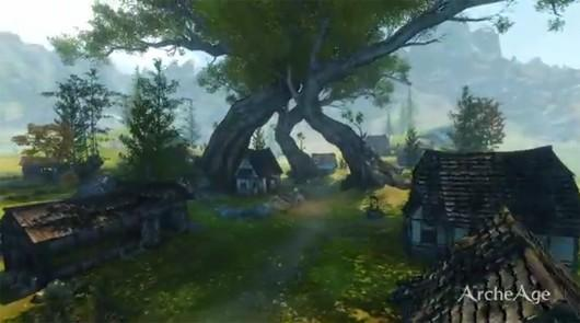 New ArcheAge fly-through video released, planting system profiled