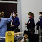 Flight attendants are still working during coronavirus lockdowns and they worry that they're spreading the virus