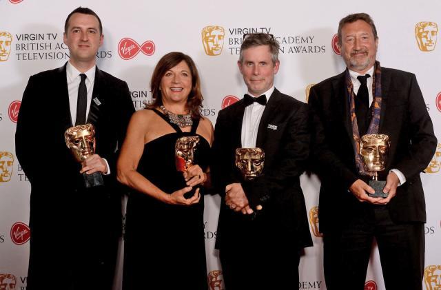 Netflix wins a BAFTA, but the BBC's still king