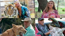 'Tiger King': What do Joe Exotic, Carole Baskin and Doc Antle think of the documentary?