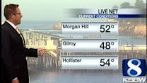 Get Your Monday KSBW Weather Forecast 5.20.13