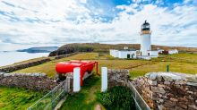 Britain's most remote hostel has opened beside a military bombing range