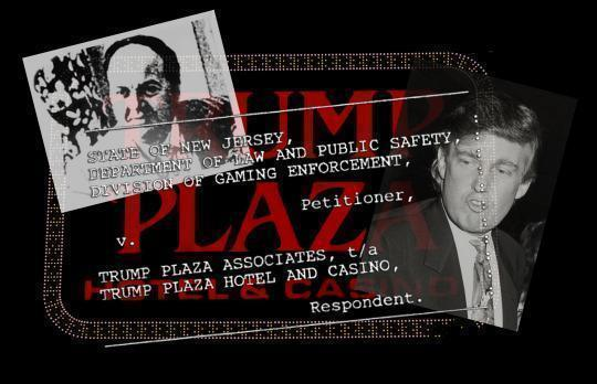 Trump challenged over ties to mob-linked gambler with ugly past