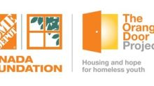 Seven Canadian charities received $25,000 to help homeless youth
