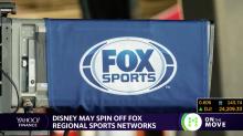 DOJ may allow Disney to spin off Fox's regional sports networks