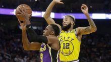Lakers G Rajon Rondo breaks thumb in practice, out 6-8 weeks
