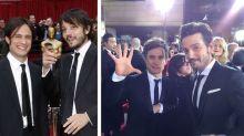 Diego Luna habló en español durante los Golden Globes