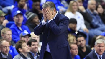 No. 1 Kentucky falls to Evansville in shocker