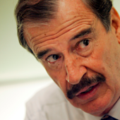 'We don't want him': Former Mexican president blasts current president for inviting Donald Trump to Mexico