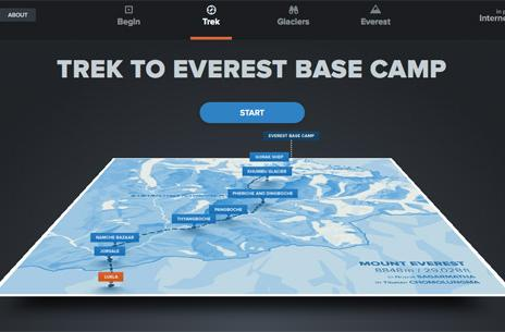 Microsoft and GlacierWorks team up to bring Everest to your screen