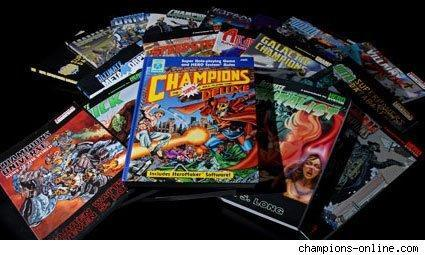 Recognizing Champions Online's tabletop roots