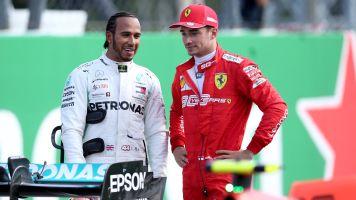 Singapore Grand Prix 2019: Hamilton beaten to pole position by Leclerc