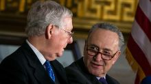 Senate Seen Voting To End Government Shutdown, For Now