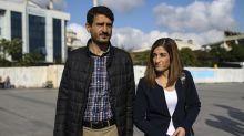 Auch Mesale Tolus Ehemann darf die Türkei verlassen