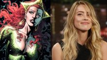 Amber Heard Confirms She's in Ever-Growing Cast of 'Justice League' Movie