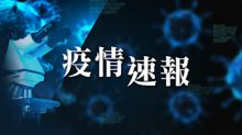 【9月22日疫情速報】(19:25)
